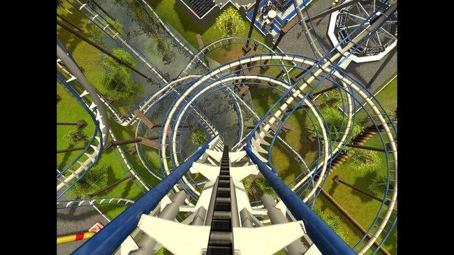 "nouveauté jeu Rollercoaster Tycoon """