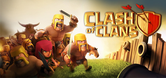 Comment jouer à clash of clans sur IOS