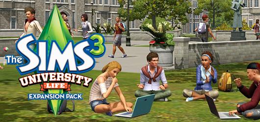 télécharger les Sims 3 University gratuitement