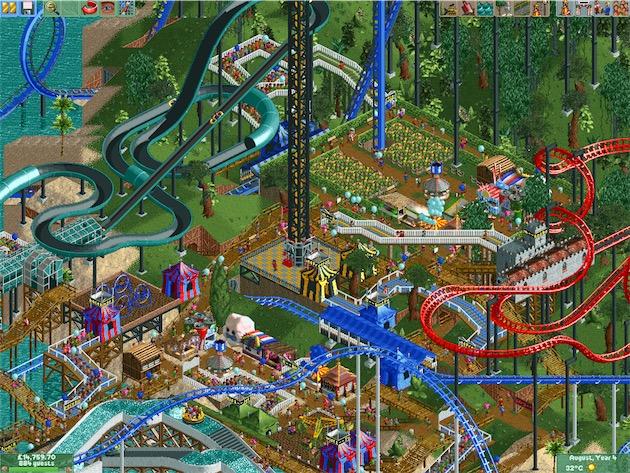 Roller Coaster 3 téléchargment