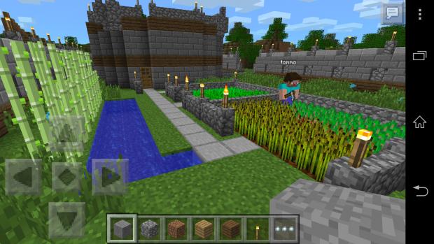 Comment jouer à Minecraft