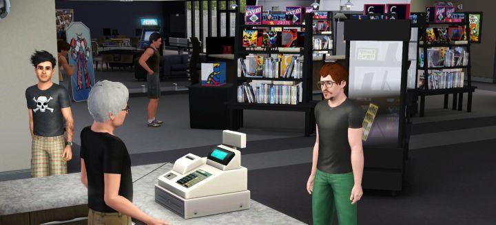 comment jouer aux Sims 3 Univerisity