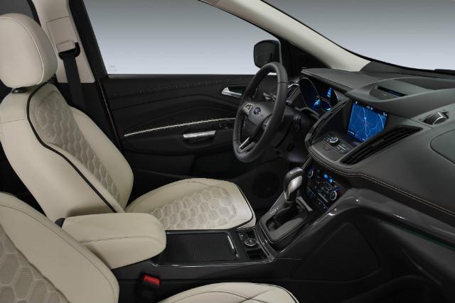 intérieur du Ford Kuga Vignale