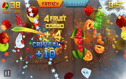 Comment télécharger Fruit Ninja gratuitement sur PC : test et avis du jeu
