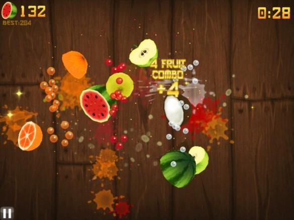 Jouer à Fruit Ninja sur PC : aussi bien que la version mobile ?