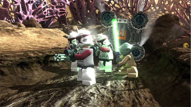 comment télécharger Lego Star Wars III : The Clone Wars gratuitement