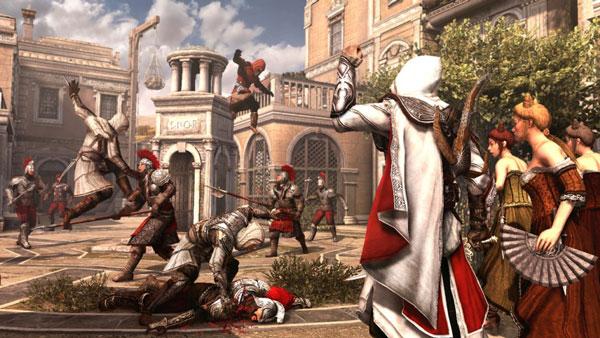Jouer à Assassin's Creed 2 : nouvel opus
