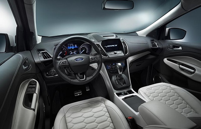 voiture Ford Kuga Vignale